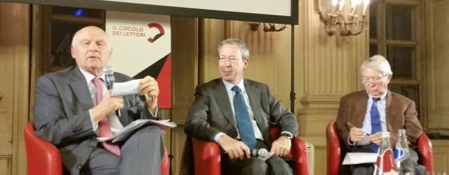 Stefano Zamagni e Remo Bodei, moderati da Alberto Sinigaglia, hanno chiuso la seconda edizione di Pensare il Cibo